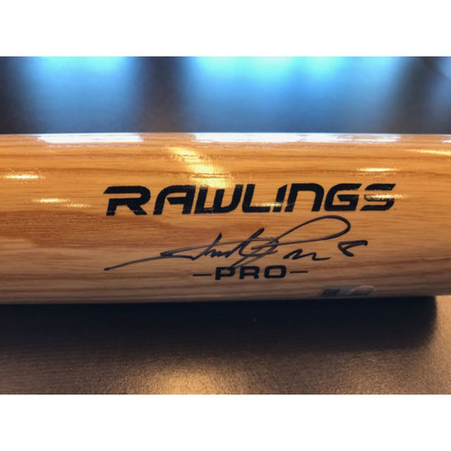 Giants Community Fund: Hunter Pence Autographed Bat