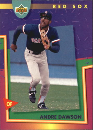 Photo of 1993 Fun Pack #163 Andre Dawson
