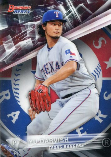 Photo of 2016 Bowman's Best #48 Yu Darvish