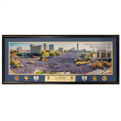 Photo of Large World Series Celebration Frame
