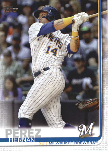 Photo of 2019 Topps #617 Hernan Perez