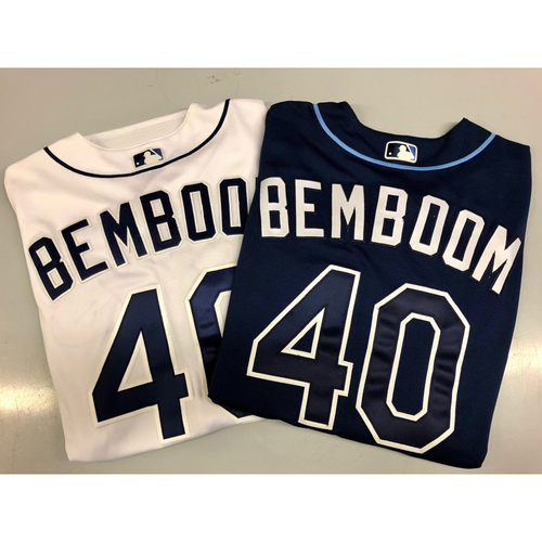 Photo of Team Issued 2019 Jersey Package: Anthony Bemboom