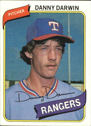 Photo of 1980 Topps #498 Danny Darwin