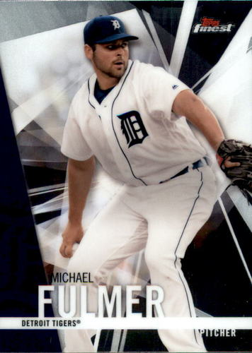 Photo of 2017 Finest #64 Michael Fulmer