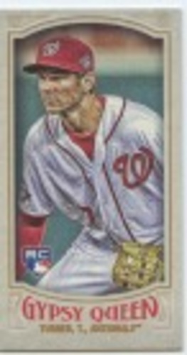 Photo of 2016 Topps Gypsy Queen Mini #64 Trea Turner