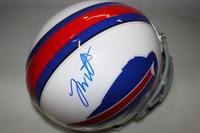 NFL - BILLS JONATHAN WILLIAMS SIGNED BILLS PROLINE HELMET