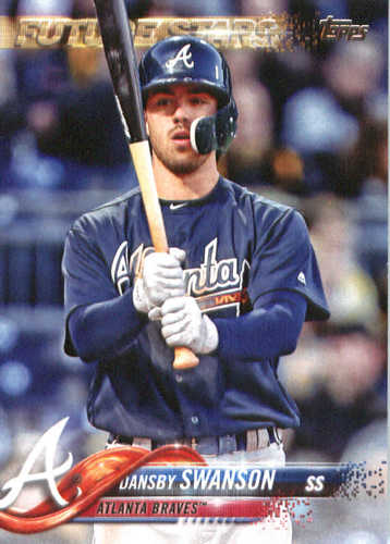 Photo of 2018 Topps #167 Dansby Swanson