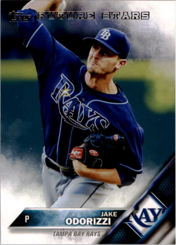 Photo of 2016 Topps #316 Jake Odorizzi FS