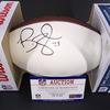 NFL - Eagles Bobby Taylor Signed Panel Ball
