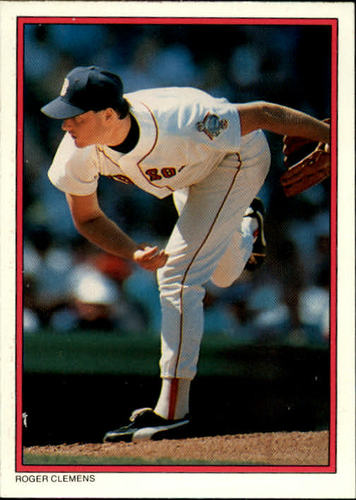 Photo of 1988 Topps Glossy Send-Ins #13 Roger Clemens