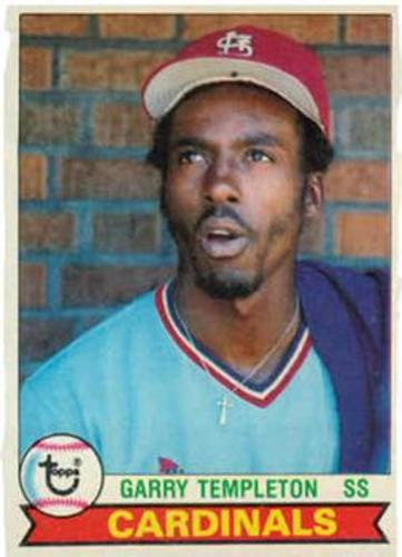 Photo of 1979 Topps #350 Garry Templeton