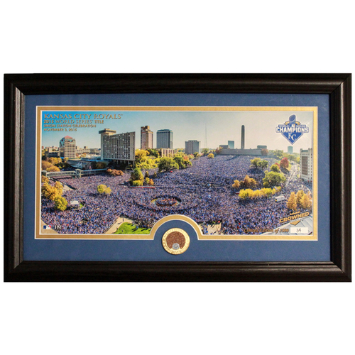 Photo of Small World Series Celebration Frame