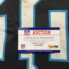 London Games - Panthers Curtis Samuel Game Used Jersey (10/13/2019) Size 40 With 25 Seasons Patch