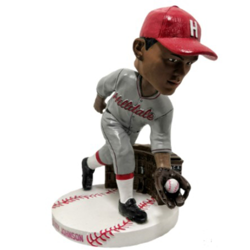 "Photo of NEGRO LEAGUES CENTENNIAL TEAM BOBBLEHEAD SERIES: William Julius ""Judy"" Johnson"