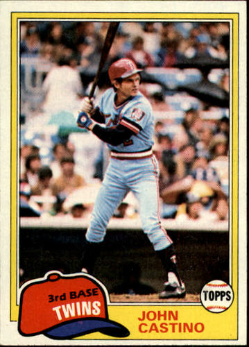 Photo of 1981 Topps #304 John Castino
