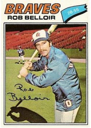 Photo of 1977 Topps #312 Rob Belloir RC