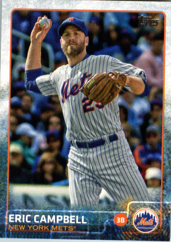 Photo of 2015 Topps Update #US113 Eric Campbell