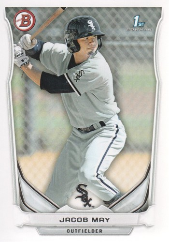 Photo of 2014 Bowman Prospects #BP3 Jacob May