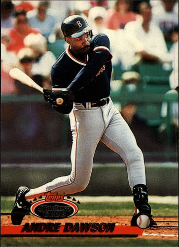 Photo of 1993 Stadium Club #655 Andre Dawson