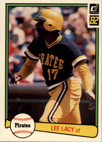 Photo of 1982 Donruss #276 Lee Lacy