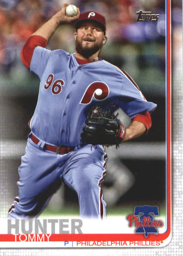 Photo of 2019 Topps #619 Tommy Hunter