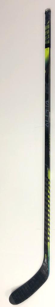 #20 Riley Nash Game Used Stick - Autographed - Columbus Blue Jackets