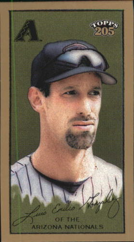 Photo of 2003 Topps 205 Brooklyn #24 Luis Gonzalez C