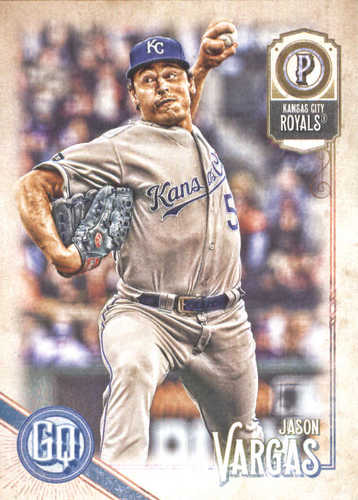 Photo of 2018 Topps Gypsy Queen #45 Jason Vargas