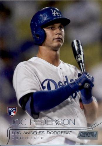 Photo of 2015 Stadium Club #89 Joc Pederson Rookie Card