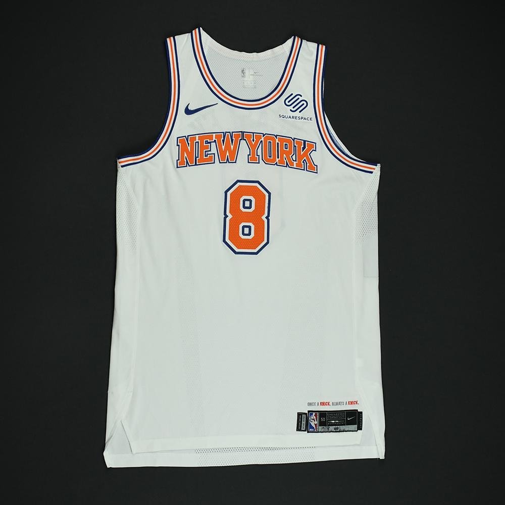 new concept 23e6e 2b058 Michael Beasley - New York Knicks - Game-Worn 'Statement ...