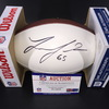NFL - Eagles Lane Johnson Signed Panel Ball