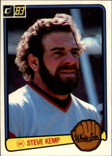 Photo of 1983 Donruss #269 Steve Kemp