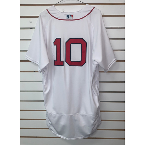 Photo of David Price Team Issued 2019 Home Jersey