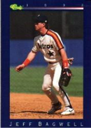Photo of 1992 Classic Game #187 Jeff Bagwell