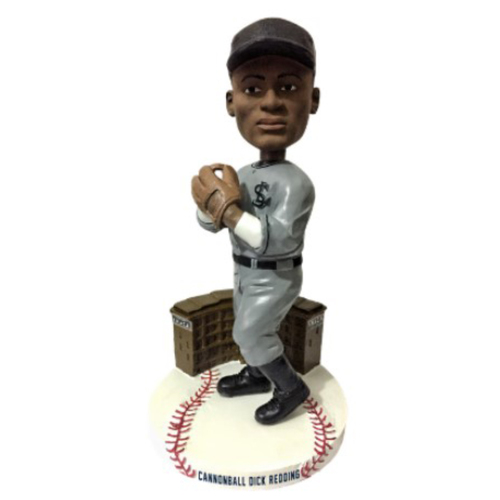 "Photo of NEGRO LEAGUES CENTENNIAL TEAM BOBBLEHEAD SERIES: Richard ""Cannonball Dick"" Redding"