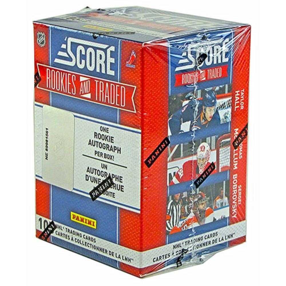 2010-11 Score Rookie & Traded Hockey Hobby Box (Set)