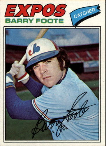 Photo of 1977 Topps #612 Barry Foote