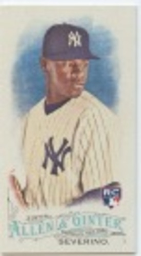 Photo of 2016 Topps Allen and Ginter Mini #99 Luis Severino