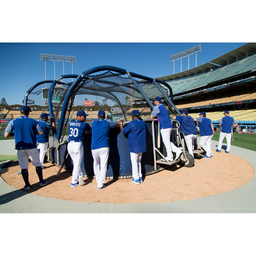 Photo of LA Dodgers Foundation: Watch Batting Practice