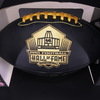 HOF - Rams Jackie Slater Signed Commemorative Black Hall of Fame Football