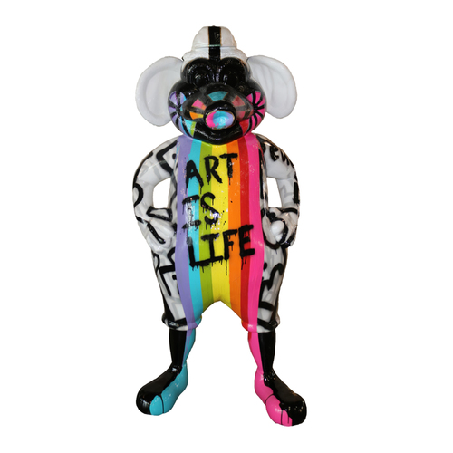 Photo of Art is Life by artist Nicholas Hernandez