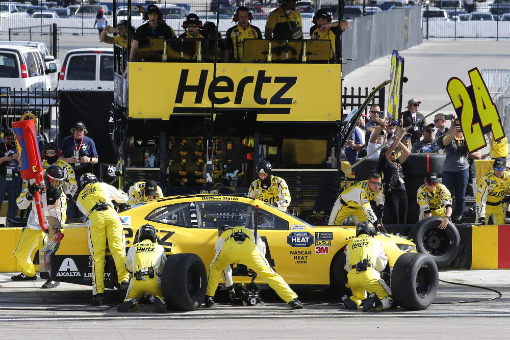 Photo of Hertz VIP Race Experience - Talladega, AL Package  (1 of 2)