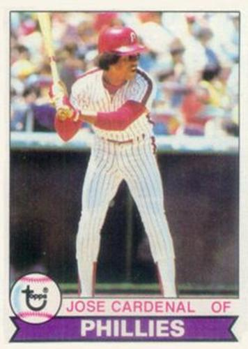 Photo of 1979 Topps #317 Jose Cardenal