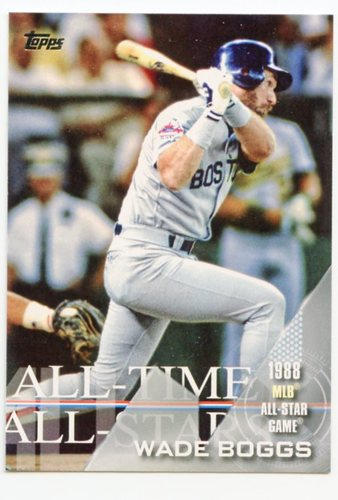 Photo of 2017 Topps All Time All Stars #ATAS31 Wade Boggs