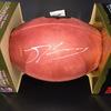 NFL - BUCCANEERS JOSH ROSEN SIGNED AUTHENTIC 'DUKE' FOOTBALL