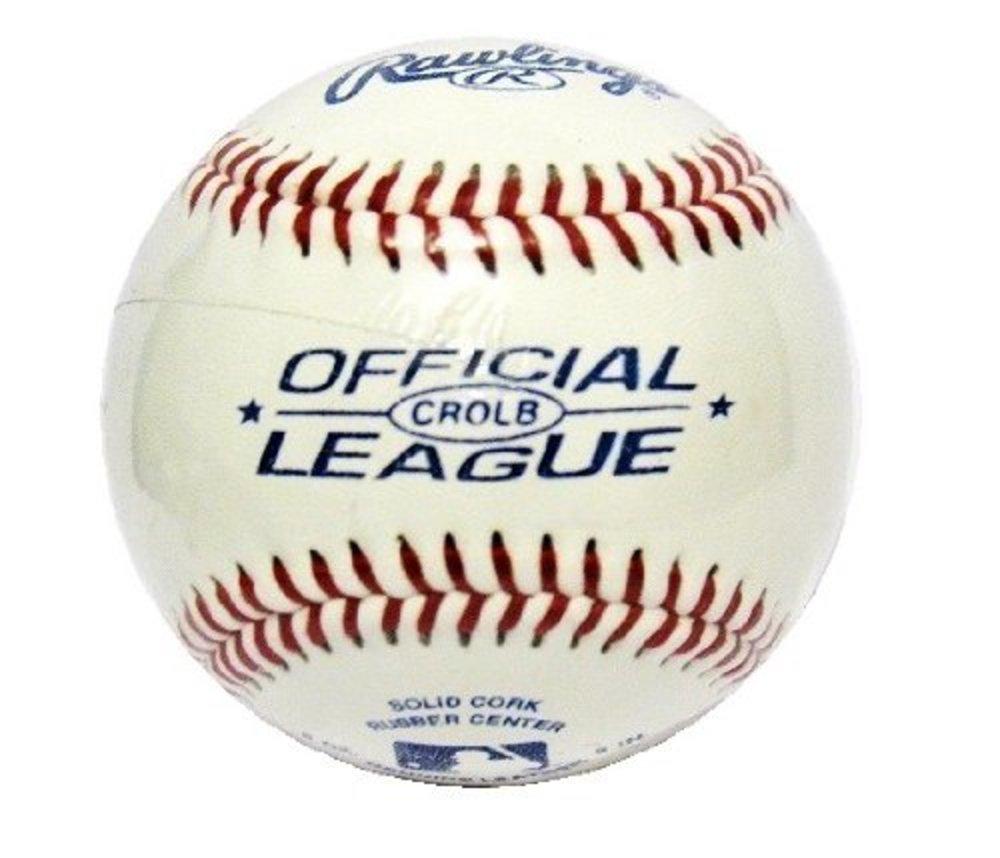Photo of Rawlings Official League CROLB Baseball