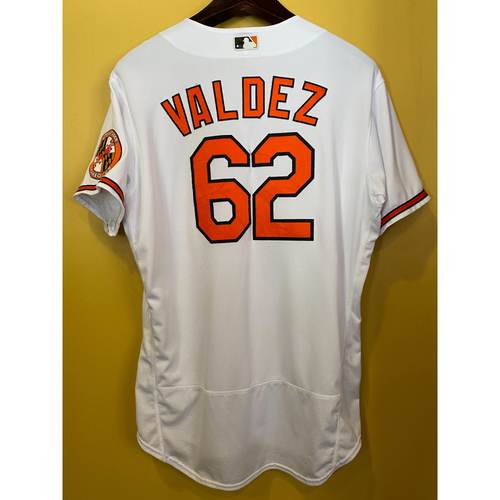 Photo of Cesar Valdez:  Jersey - Game-Used