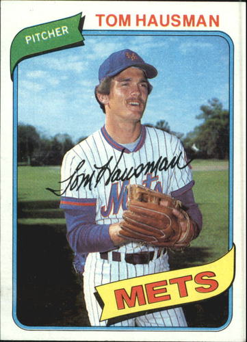Photo of 1980 Topps #151 Tom Hausman DP