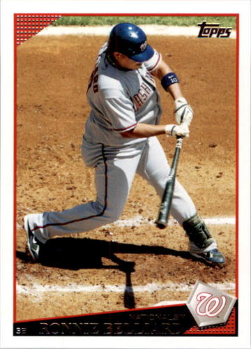 Photo of 2009 Topps #197 Ronnie Belliard