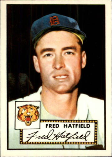 Photo of 1983 Topps 1952 Reprint #354 Fred Hatfield